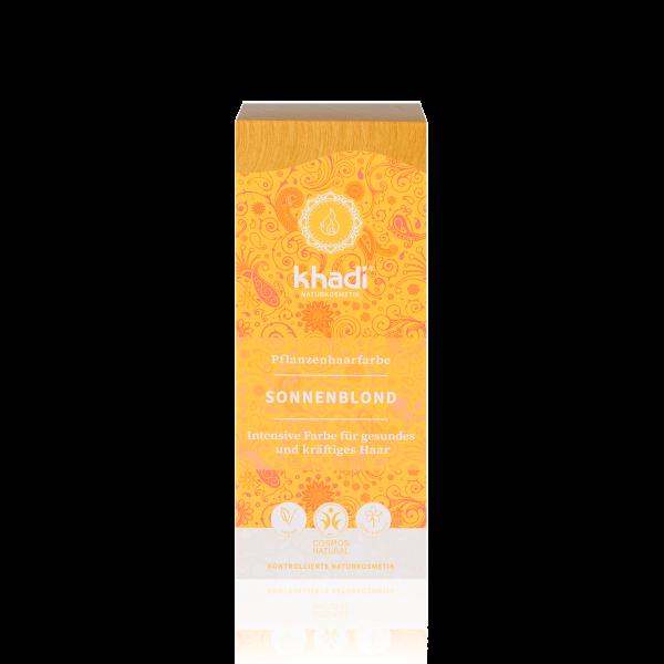 Pflanzenhaarfarbe-Sonnenblond-100-g