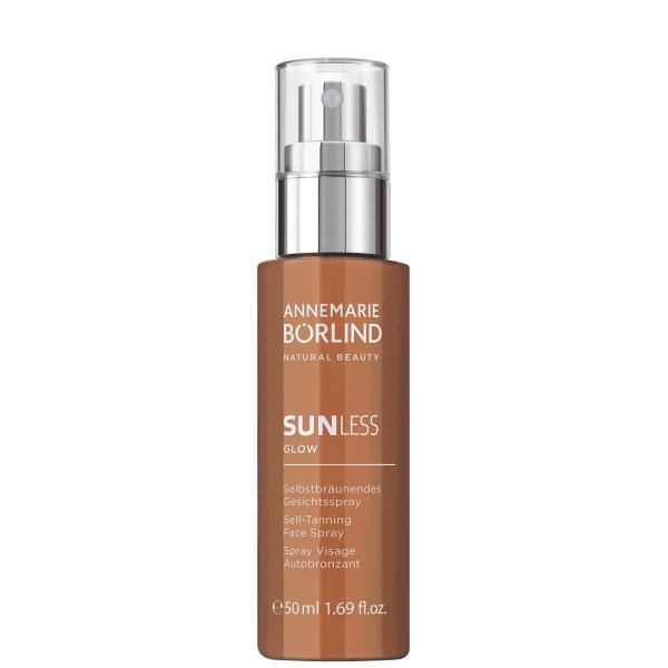 Sunless Glow Selbstbräunendes Gesichtsspray, 50?ml