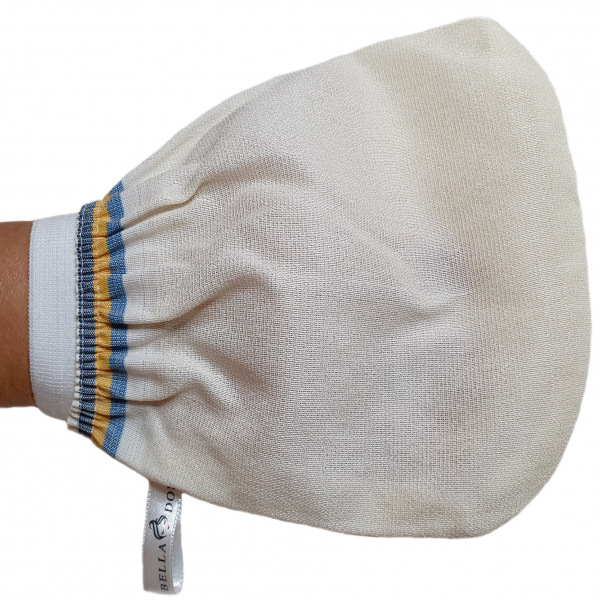 Peeling-Waschhandschuh