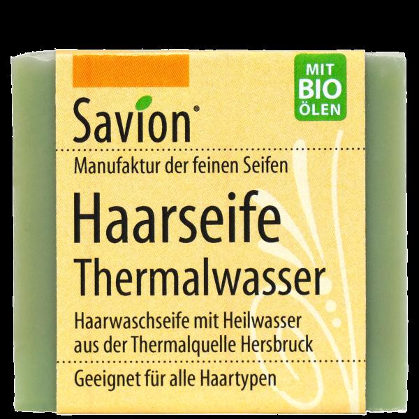 Haarseife Thermalwasser 85g