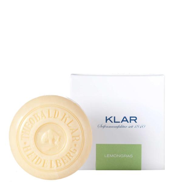 Lemongrass Soap (palm oil free) 150g