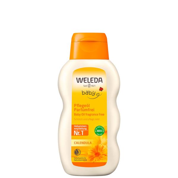 Calendula-Pflegeöl ohne Duft 200 ml