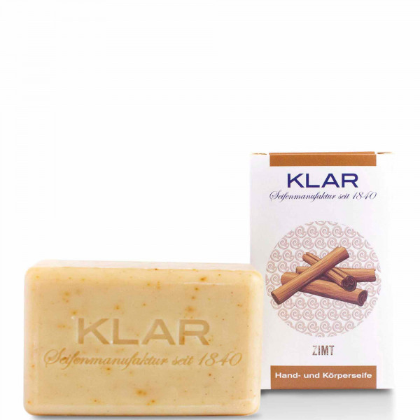 Cinnamon Soap (palm oil free) 100g