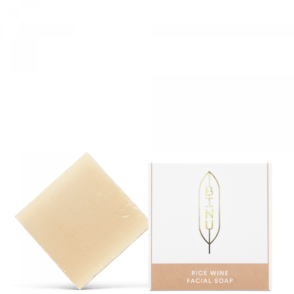 Rice Wine Facial Soap 100g