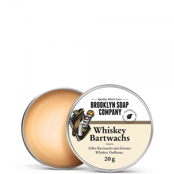 Whiskey Bartwachs, 20g