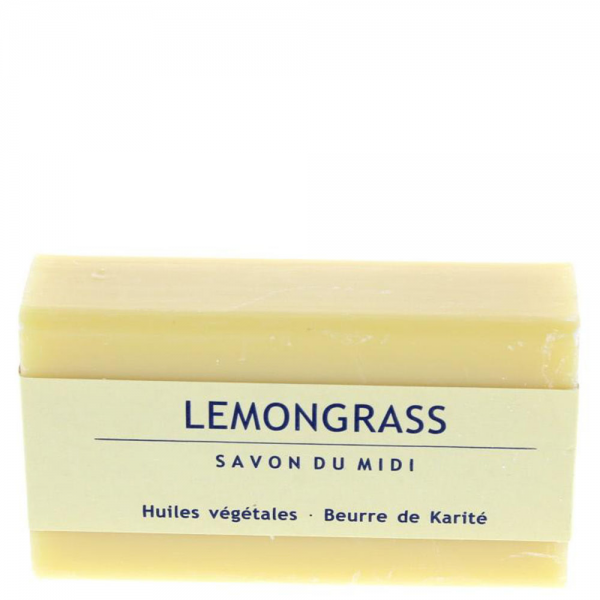 Lemongrass-Karite-Seife-100-g