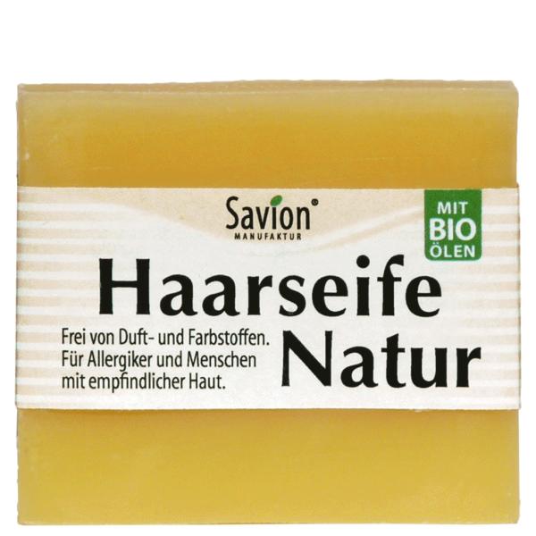 Haarseife-Natur-85g