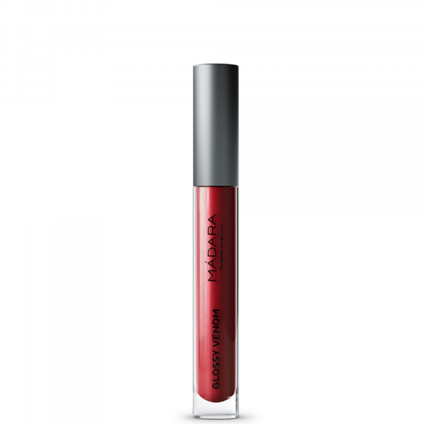 GLOSSY VENOM Lip gloss, RUBY RED