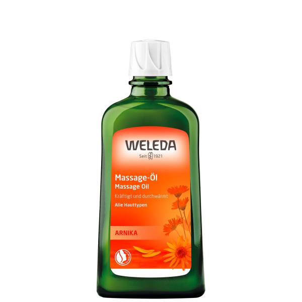 Massageöl mit Arnika 200 ml