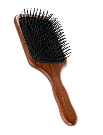 Hair-Brush-Paddle-mahagony