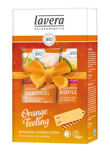 Giftset Orange Feeling