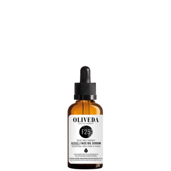 F25 Neroli Face Oil - Rejuvenating 50 ml