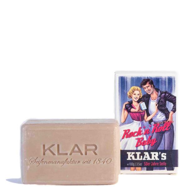Rock'n'Roll Baby 50s soap (palm oil free) 100g