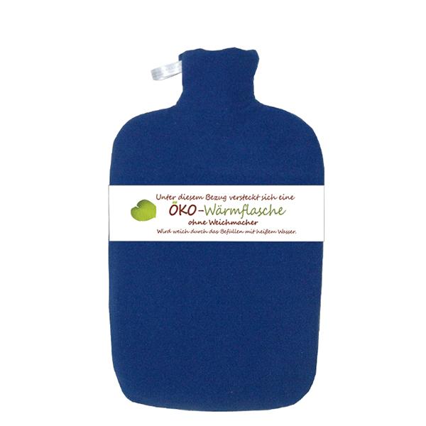 Oeko-Waermflasche-Softshell-blau
